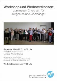 Chorworkshop