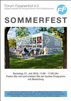 Sommerfest im FF