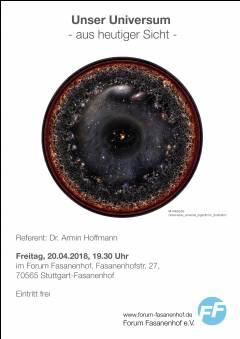 Unser Universum - aus heutiger Sicht