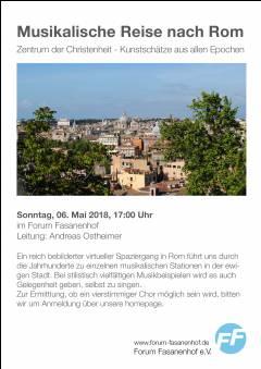 Musikalische Reise: Rom