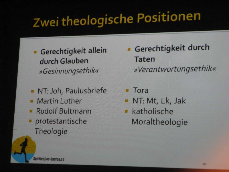 Christliche sicht auf datierung